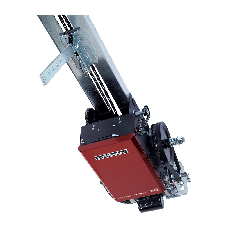 APT Industrial-Duty High-Cycle Trolley Commercial Door Operator